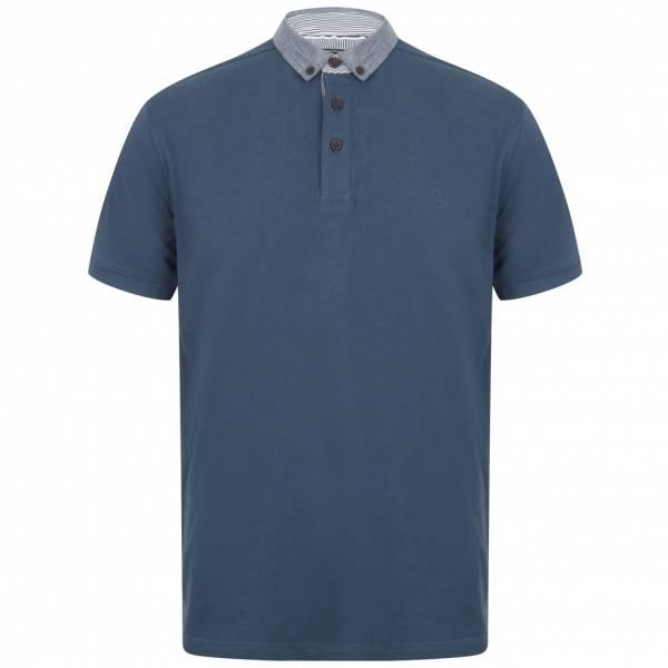 Kensington Union Herren Polo-Shirt 1X12569 Ensign Blue