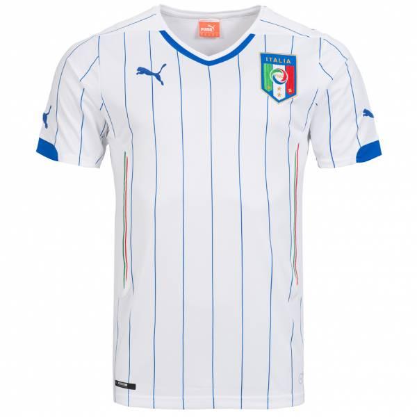 Italien PUMA Auswärts Trikot 744291-02