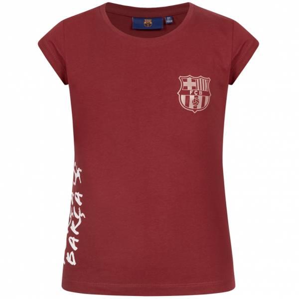 FC Barcelona Forca Barca Mädchen T-Shirt FCB-3-463