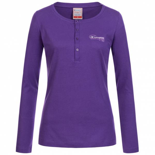Champion Damen Langarm Shirt 107446-3506