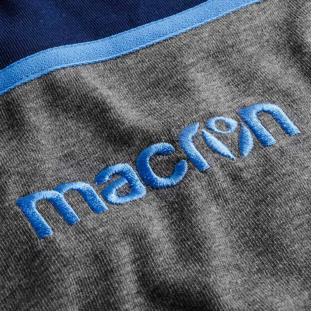Schottland SRU macron Rugby Herren Freizeit Shirt 58024897