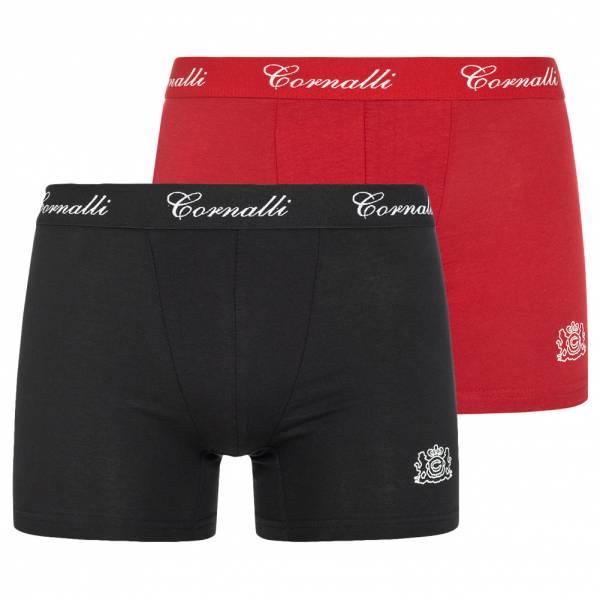 Cornalli Hombre Pack de 2 Calzoncillos bóxer 891285-002