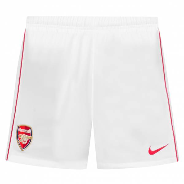 Arsenal F.C. Nike Kids Shorts 386813-105 white
