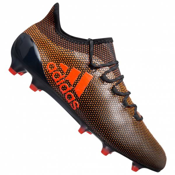 adidas x 17.2 fg mens football boots review