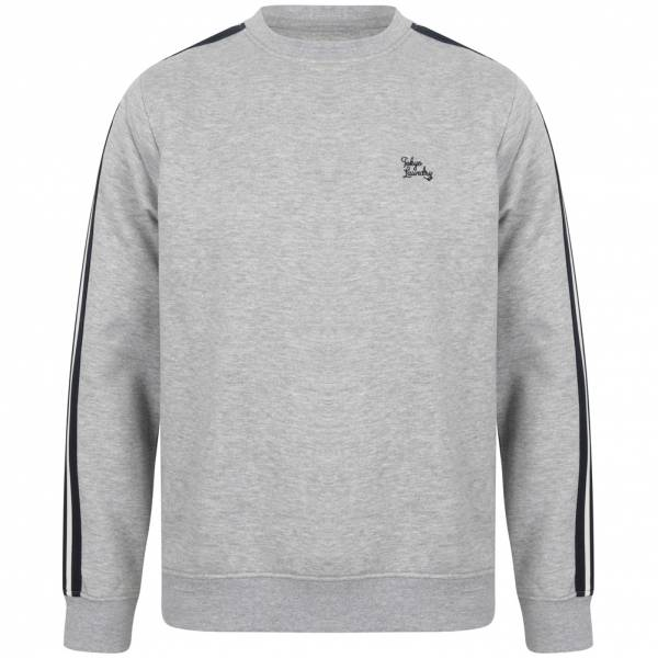 Tokyo Laundry Nocona Point Men Sweatshirt 1D13172 Lt Gray Marl