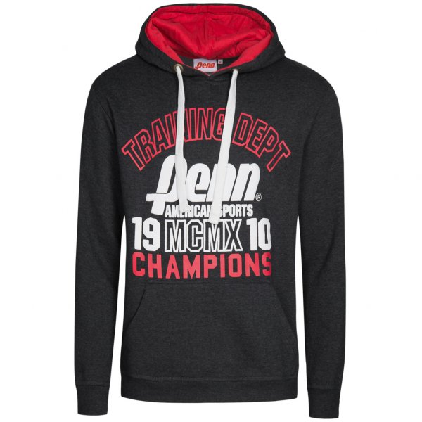 PENN Training Dept. Champions Herren Heeded Sweatshirt PEN0499-BLK