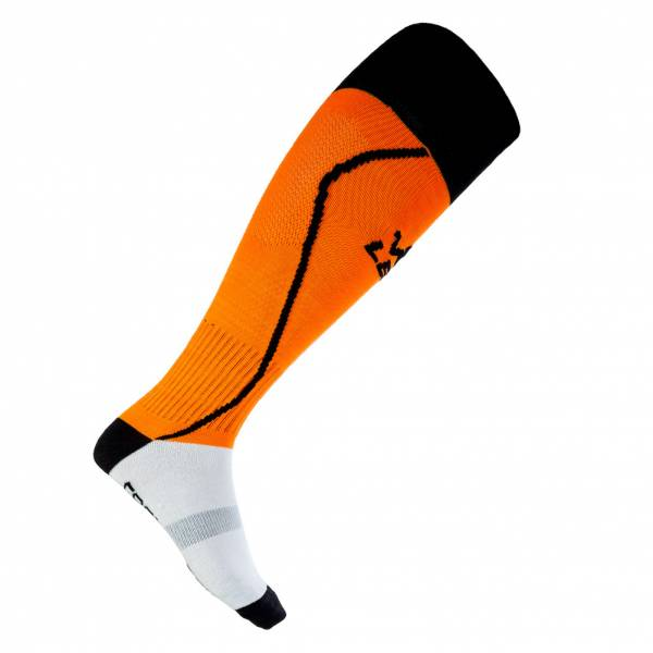 Legea Socks Gold Pro fluo orange / black