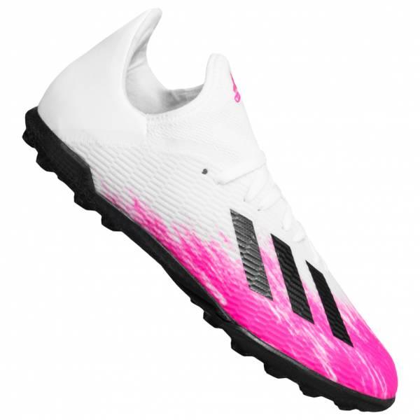 adidas X 19.3 TF Enfants Chaussures de foot à multi-crampons EG7174