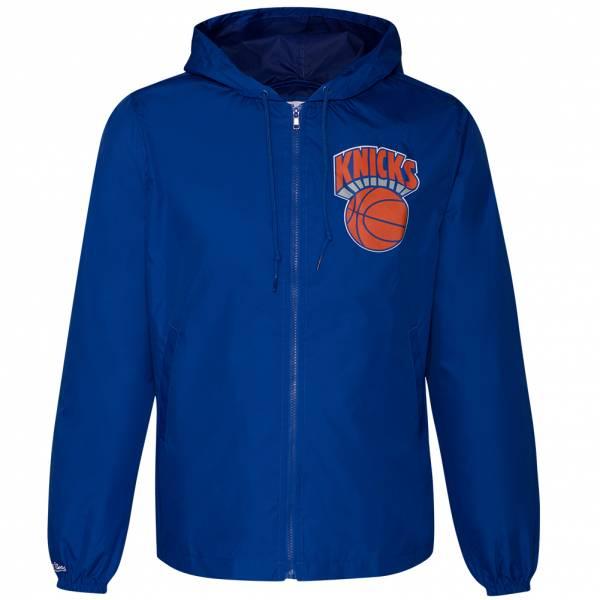 Mitchell & Ness New York Knicks NBA Herren Windbreaker FLZPMG18045-NYKROYA