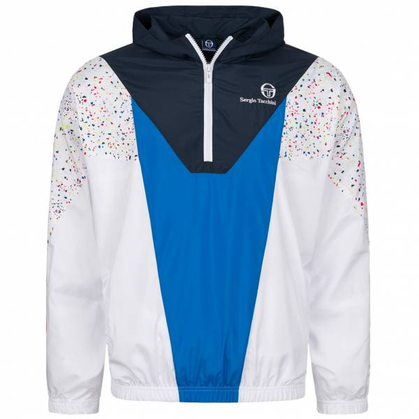 Sergio Tacchini Coltan Track Top 1/2 Zip Heren Jas 38031-116