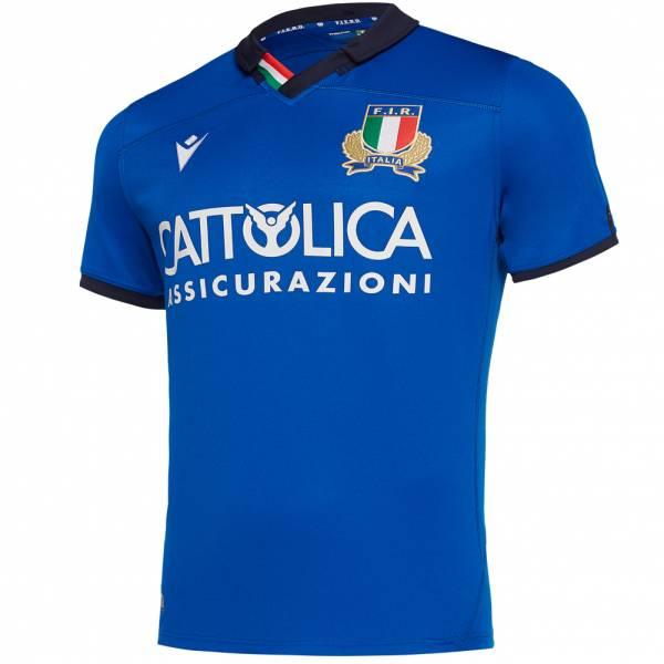 Italien FIR macron Herren Heim Trikot 58017012