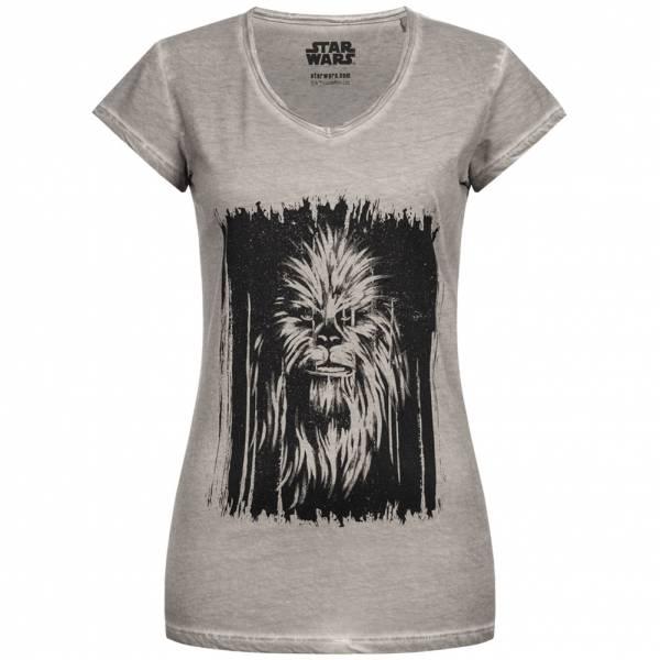 GOZOO x Star Wars Chewbacca Damen T-Shirt GZ-1-STA-496-F-OD-2