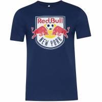 New York Red Bulls Fanatics MLS Herren Fan T-Shirt 1878MNVY1ADNRB
