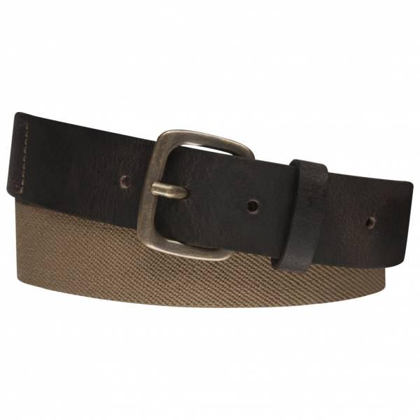 52cea2133a6 Timberland Elasticated Belt Men's Leather Belt A1DBH-918 | SportSpar.com