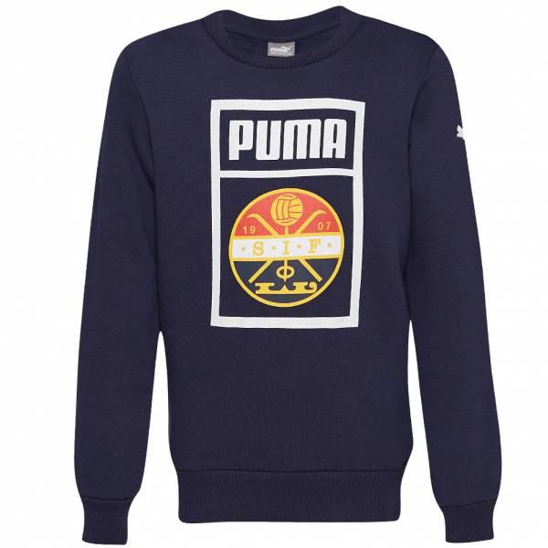 Strømsgodset IF PUMA Kinder Fan Sweatshirt 754265-01
