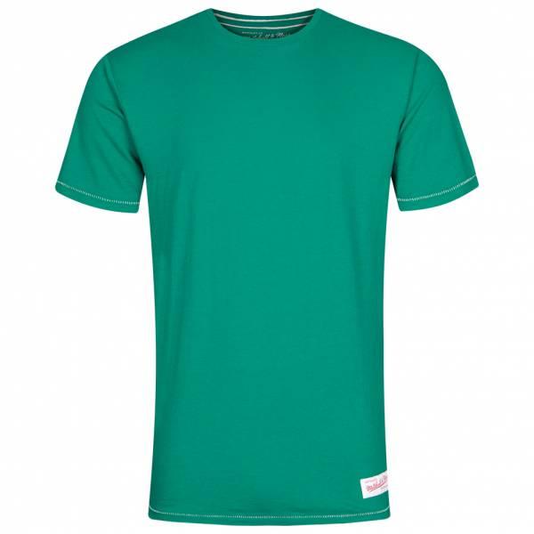Mitchell & Ness Tailored Herren T-Shirt TAILTEE-GRN