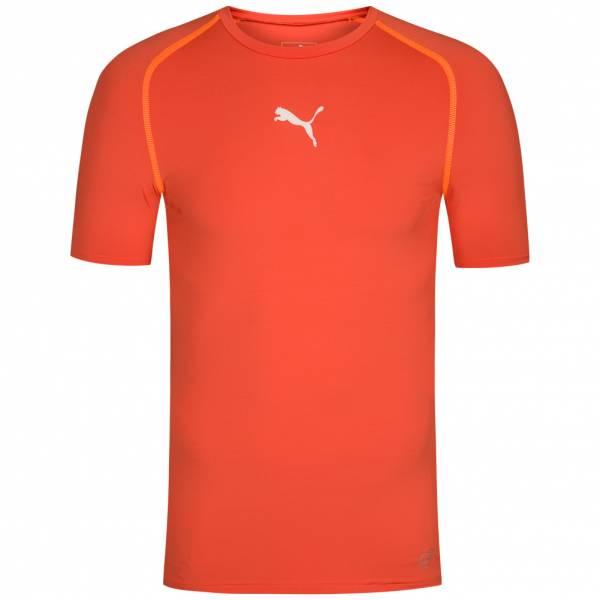 PUMA TB Herren Kompressions Shirt Funktionsshirt 654613-13