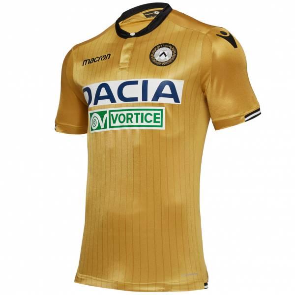 Udinese Calcio macron Herren Auswärts Trikot 58010603