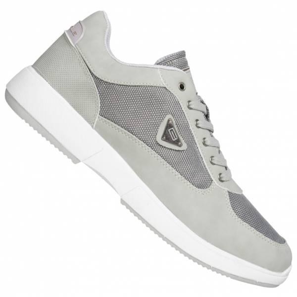 BASILE Gris Herren Sneaker BAM9181201521