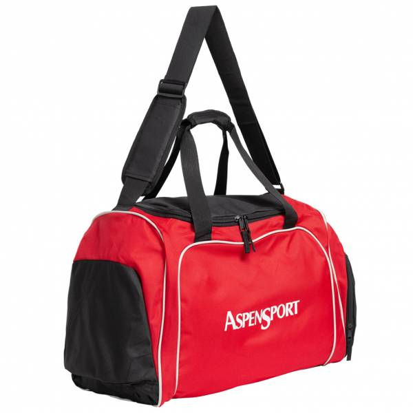 AspenSport Travel Bag sac de voyage rouge AS152010-RE