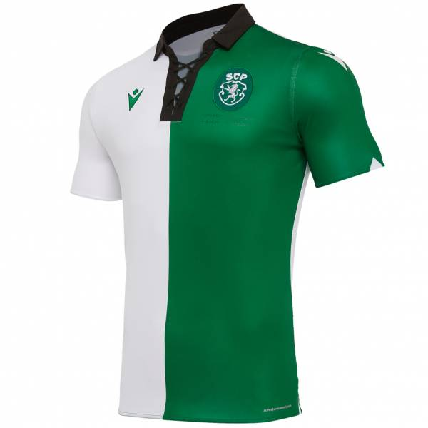 Sporting Lissabon macron Authentic Francisco Stromp Herren Trikot 58016620