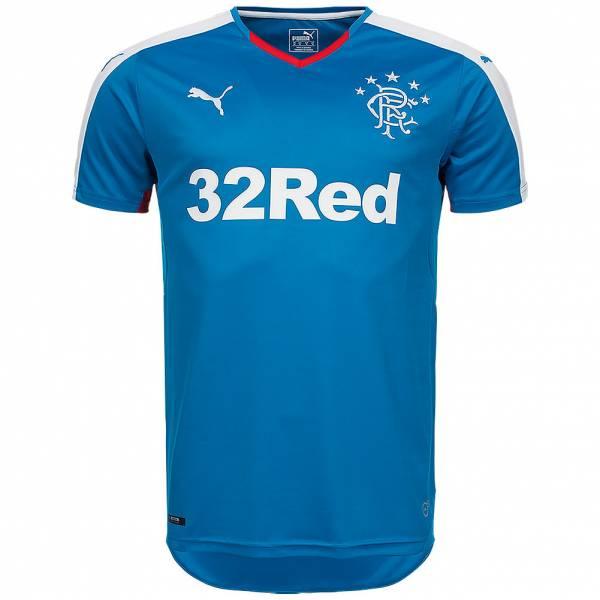 Glasgow Rangers PUMA men's home jersey 747829-01