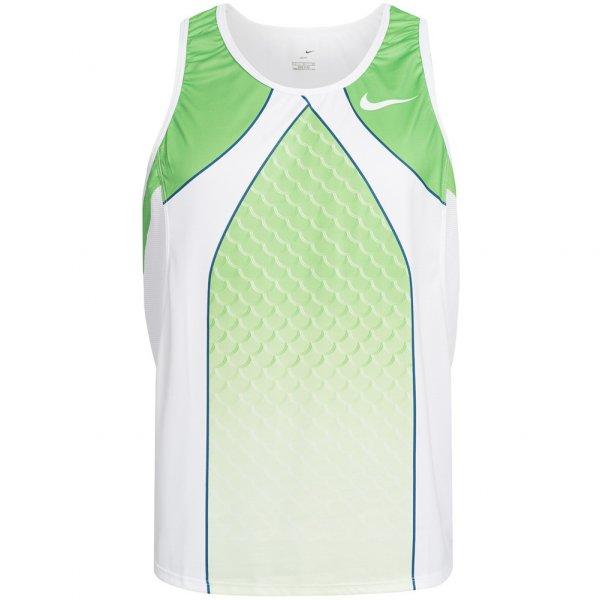 Nike Leichtathletik Running Singlet Laufshirt 128548-100