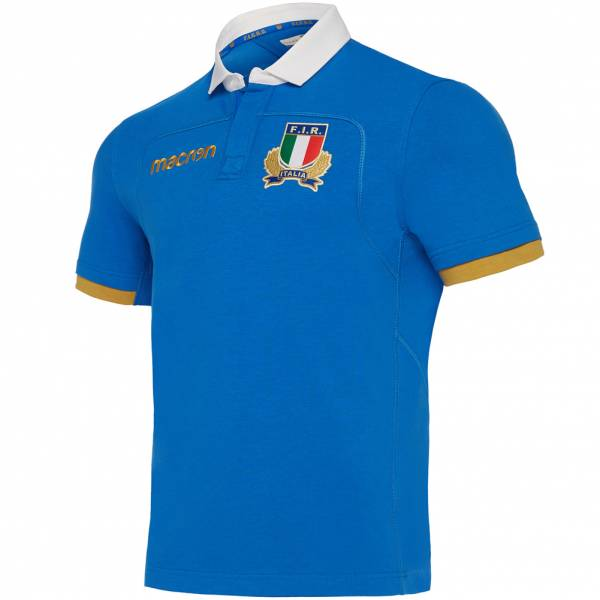 Italien FIR macron Rugby Herren Heim Trikot 58086462