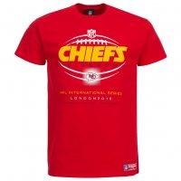 Kansas City Chiefs Majestic Herren T-Shirt NFL