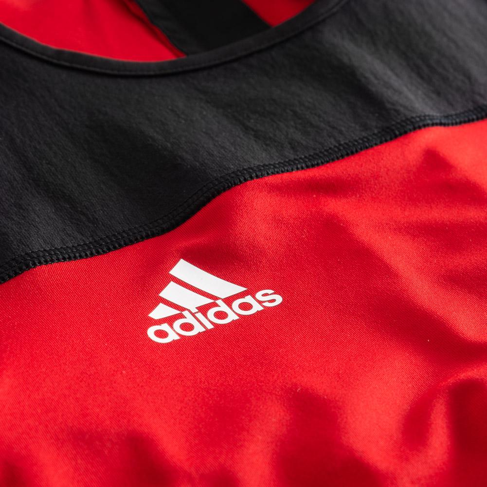 8ce956528a4bbd ... Vorschau  adidas Weightlifting Suit Climalite Gewichtheber-Anzug Damen  Einteiler Z11186 ...