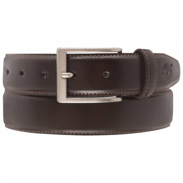 Timberland Herren Leather Belt Leder Gürtel M3425-968