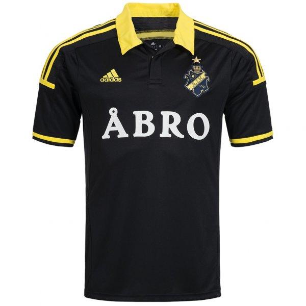 AIK Solna adidas Herren Heim Trikot D84869