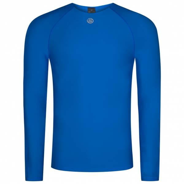 Skins DNAmic Team Longsleeve Herren Kompressions Shirt DB00010059013