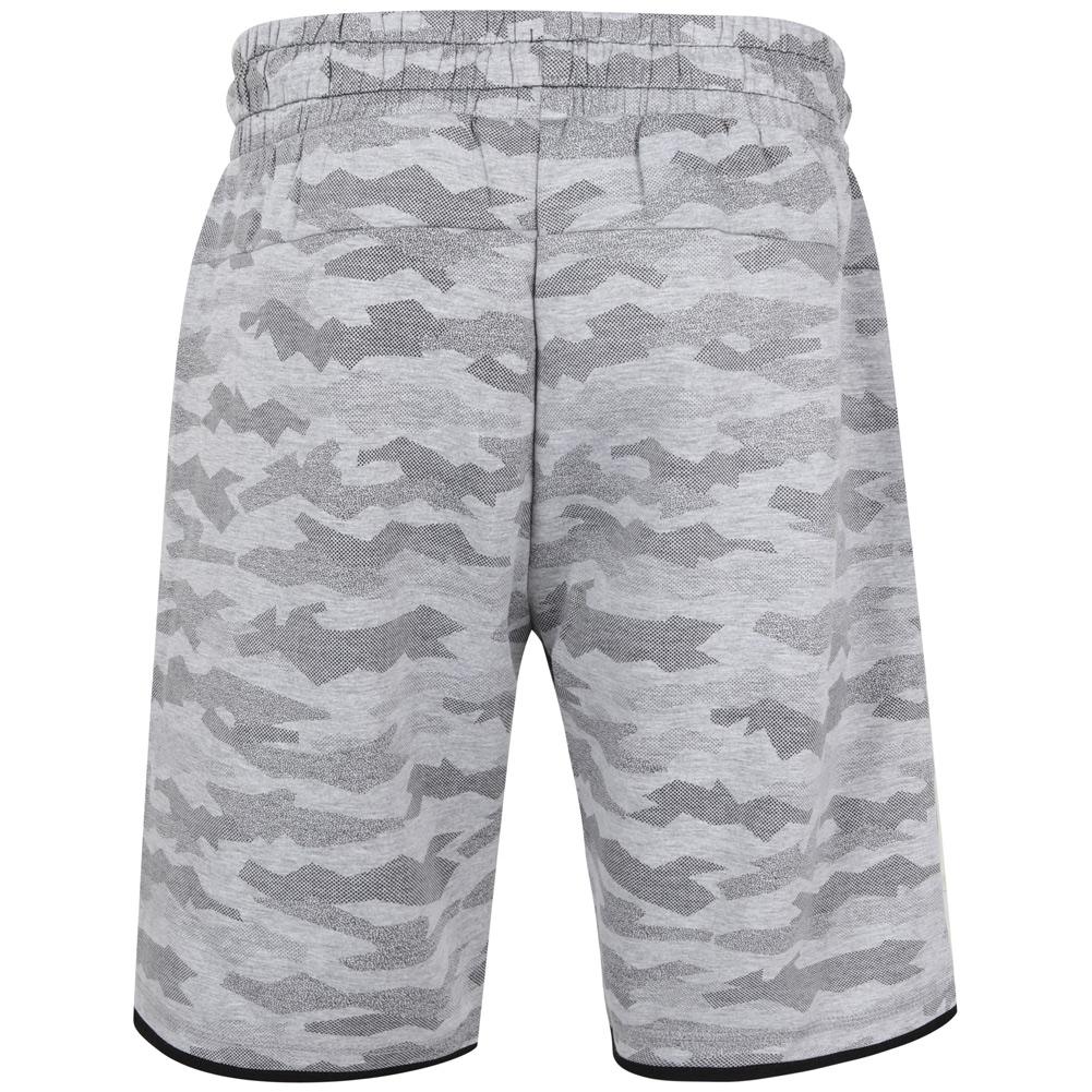 DNM Dissident Tracks Herren Camo Shorts 1G12820 Grey