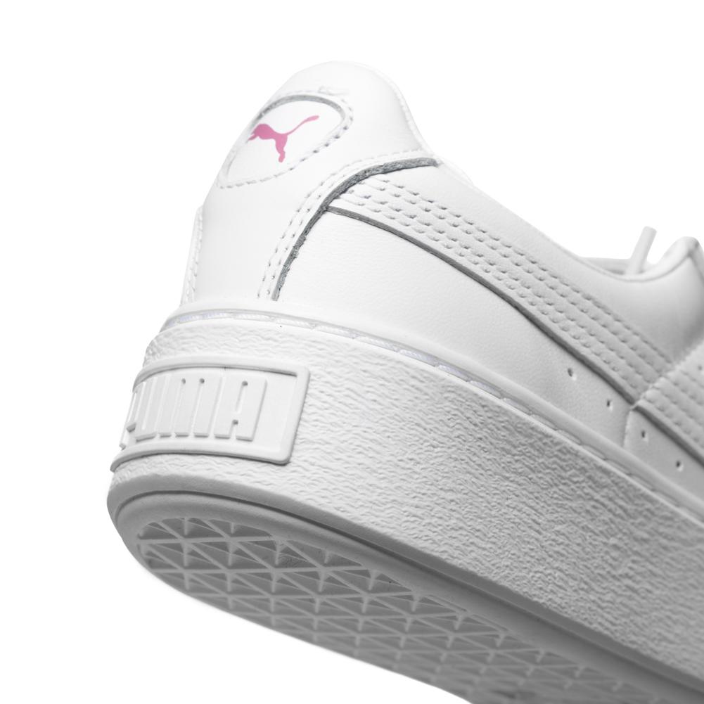 PUMA Basket Platform Metallic Damen Sneaker 366169 04