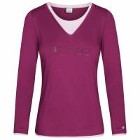 Champion Crewneck Damen Langarm Shirt 105822-3305