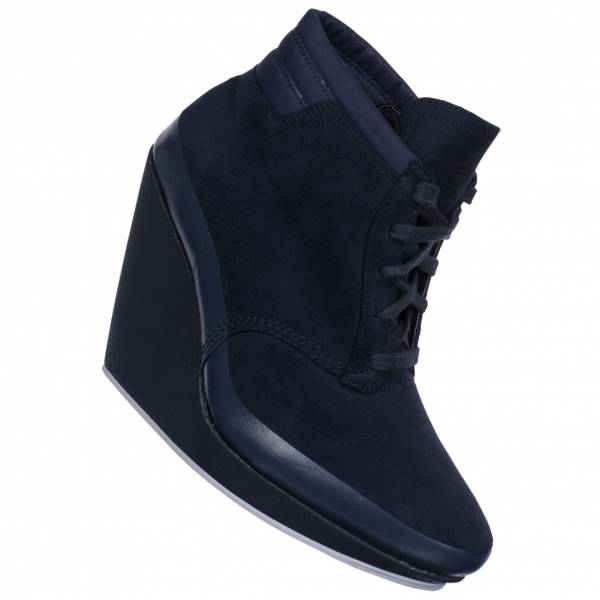 adidas SLVR Winter Wedge Damen Schuhe G45644 blau