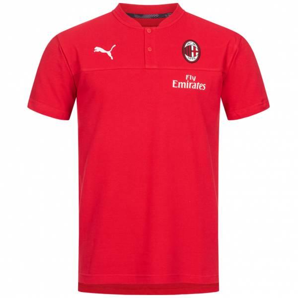 AC Mailand PUMA Casuals Herren Polo-Shirt 756151-01