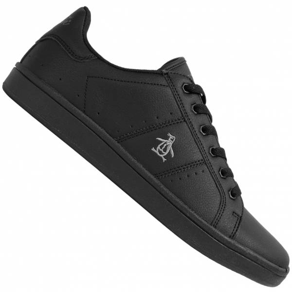 ORIGINAL PENGUIN Steadman Herren Sneaker PEN0054-BLACKMONO