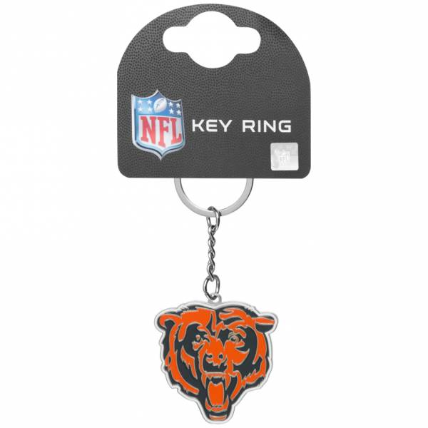 Chicago Bears NFL Wappen Schlüsselanhänger KYRNFLCRSCB