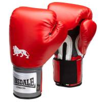 Lonsdale Pro Training Boxing Gloves red