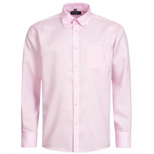 RUSSELL Longsleeve Ultimate Non-iron Herren Hemd 0R956M0-Classic-Pink