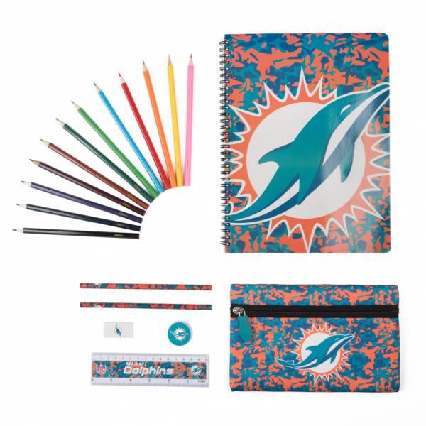 Miami Dolphins NFL Ultimate Schreibwaren Set STNFLCMULTMMD
