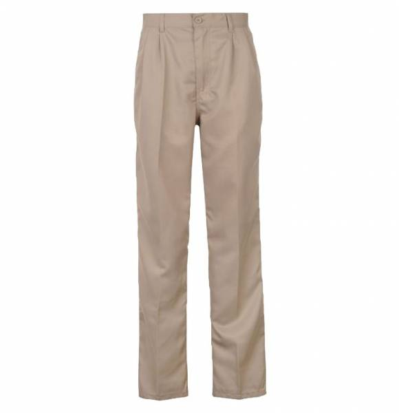 Dunlop Men's golf pants beige