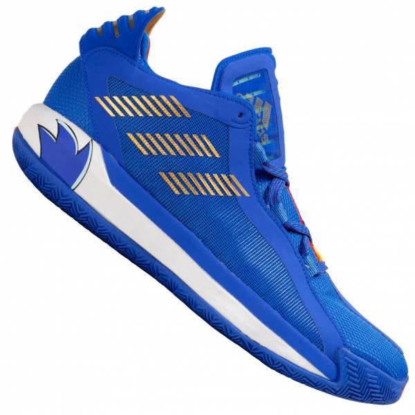 adidas Dame 6 GCA Chaussures de basket FU9456
