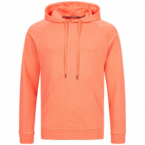 RUSSELL Hommes Sweat à capuche 0R281M0-Coral-Marl