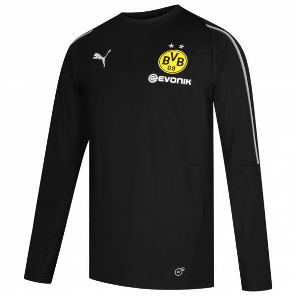 Borussia Dortmund BVB PUMA Herren Trainings Sweatshirt 753367-02