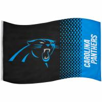 Carolina Panthers NFL Fahne Fade Flag FLG53NFLFADECP