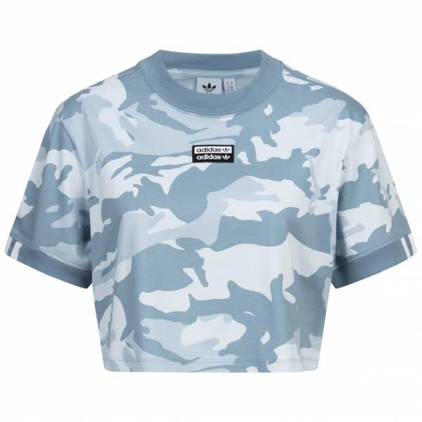 adidas Originals Cropped Damen T-Shirt FM2492