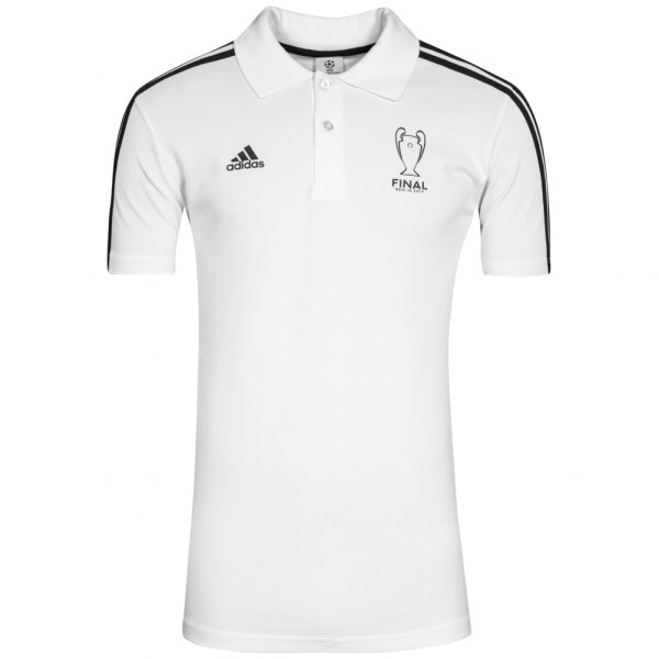 adidas UEFA Champions League Berlin Herren Polo-Shirt AH9709